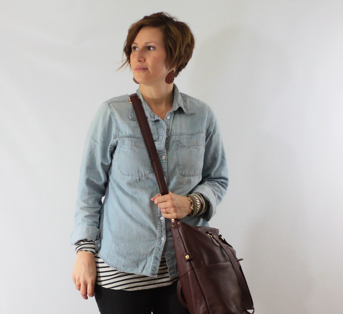 chambray and stripes 4