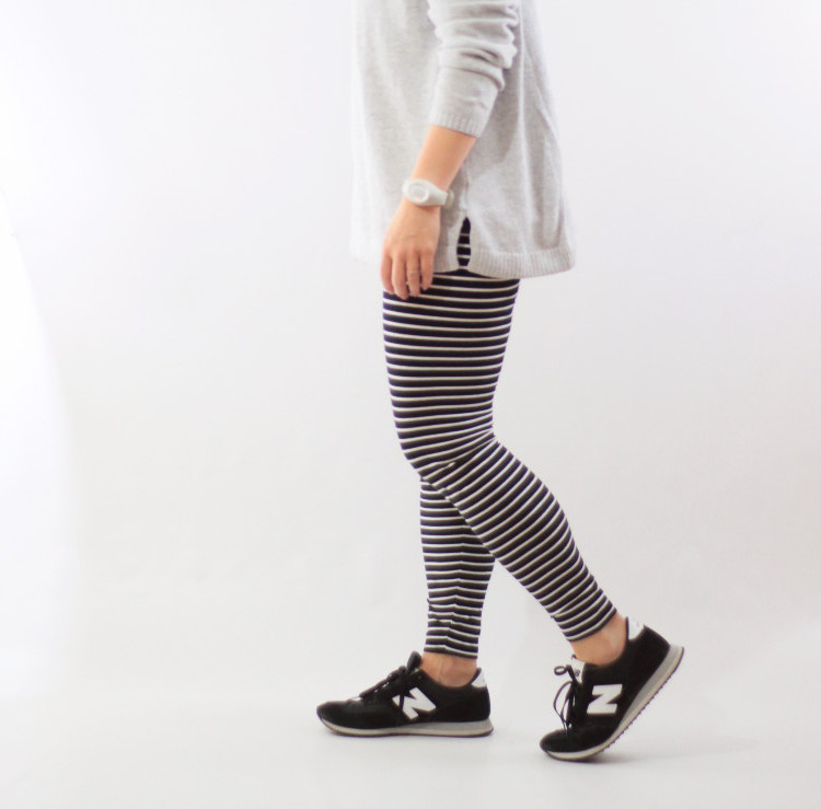 striped leggings 2