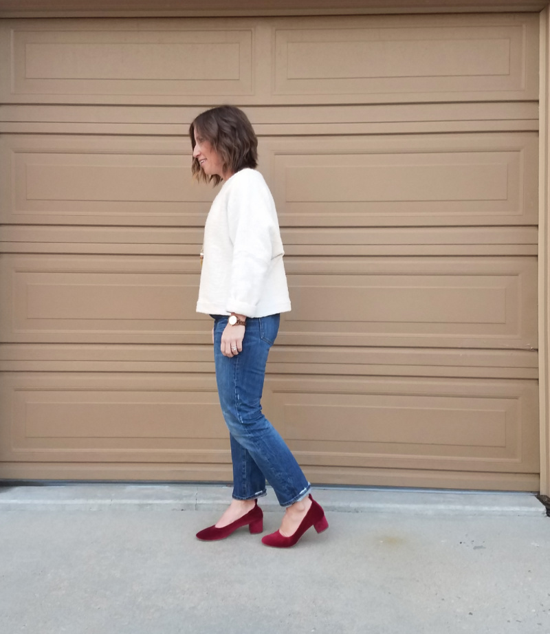 755d9affa35 Five Days in Day Heels  An Everlane Review - Style This Life