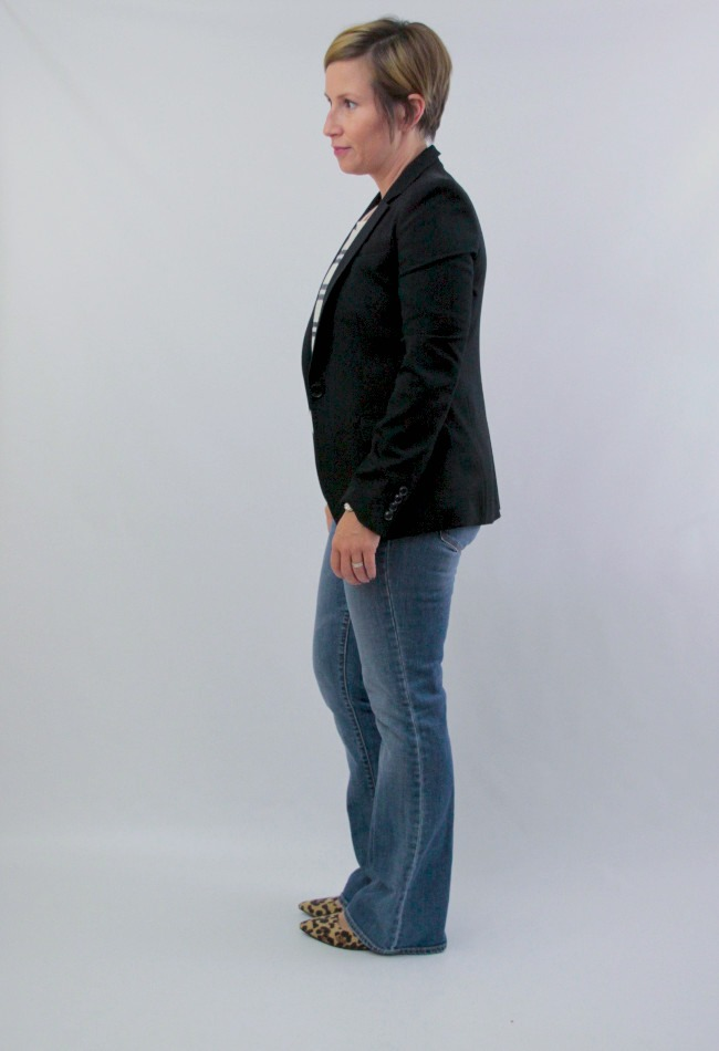 jeans and blazer 2