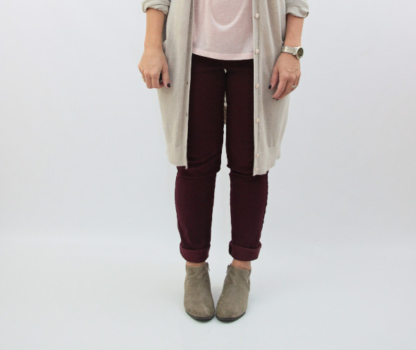 burgundy and beige 1