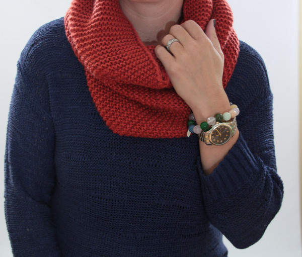 navy and rust knits 4