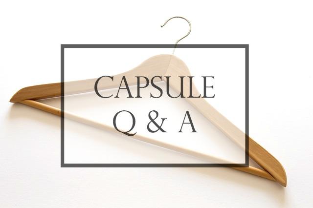 capsule q&a