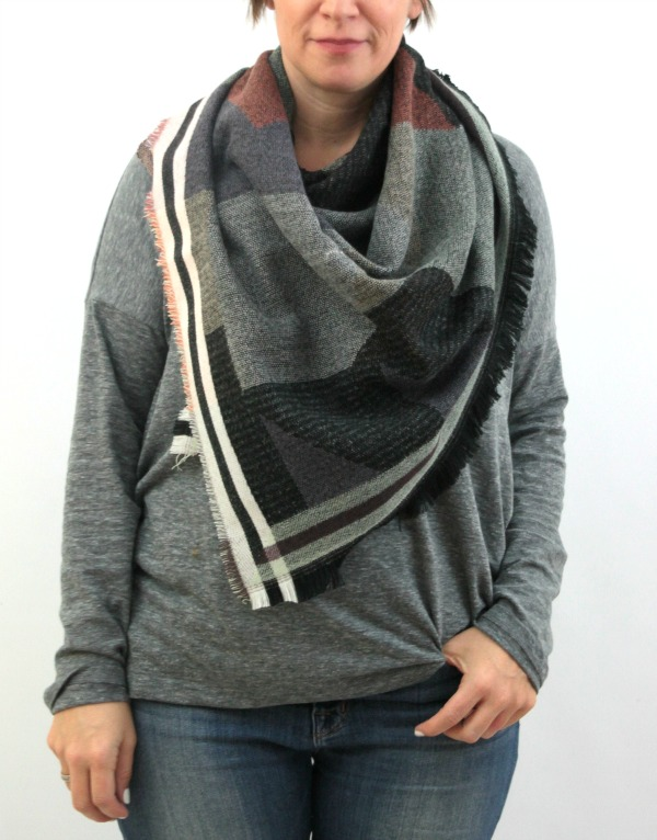 blanket scarf after cut 3