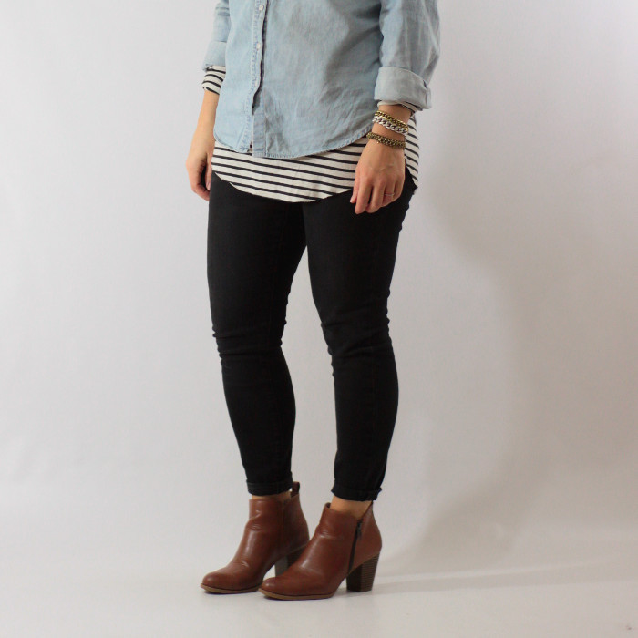 chambray and stripes 2