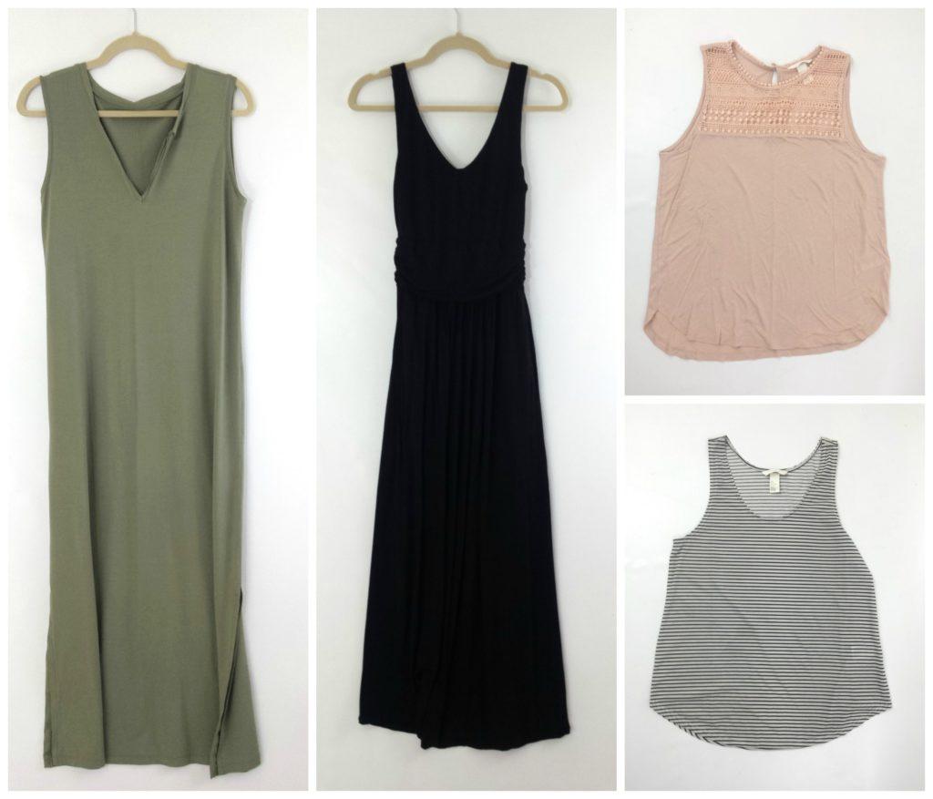 summer 2016 wardrobe