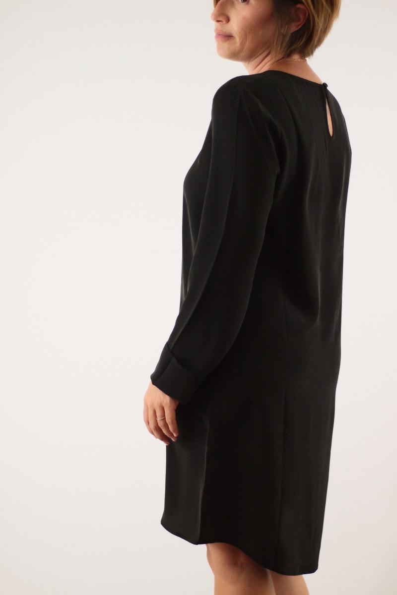 white label silk dress 10