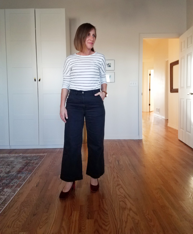 f054f0a3191 Five Days in Day Heels  An Everlane Review - Style This Life